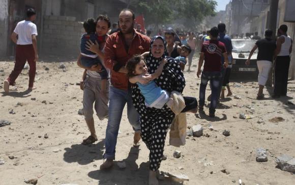 Gaza woman