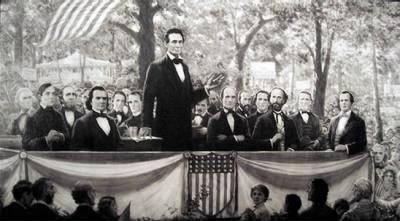 Lincoln Douglas